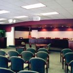 Commission Chambers, renovation, in Longwood, FL