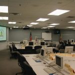 Emergency Operations Center, renovation in Orange County, FL
