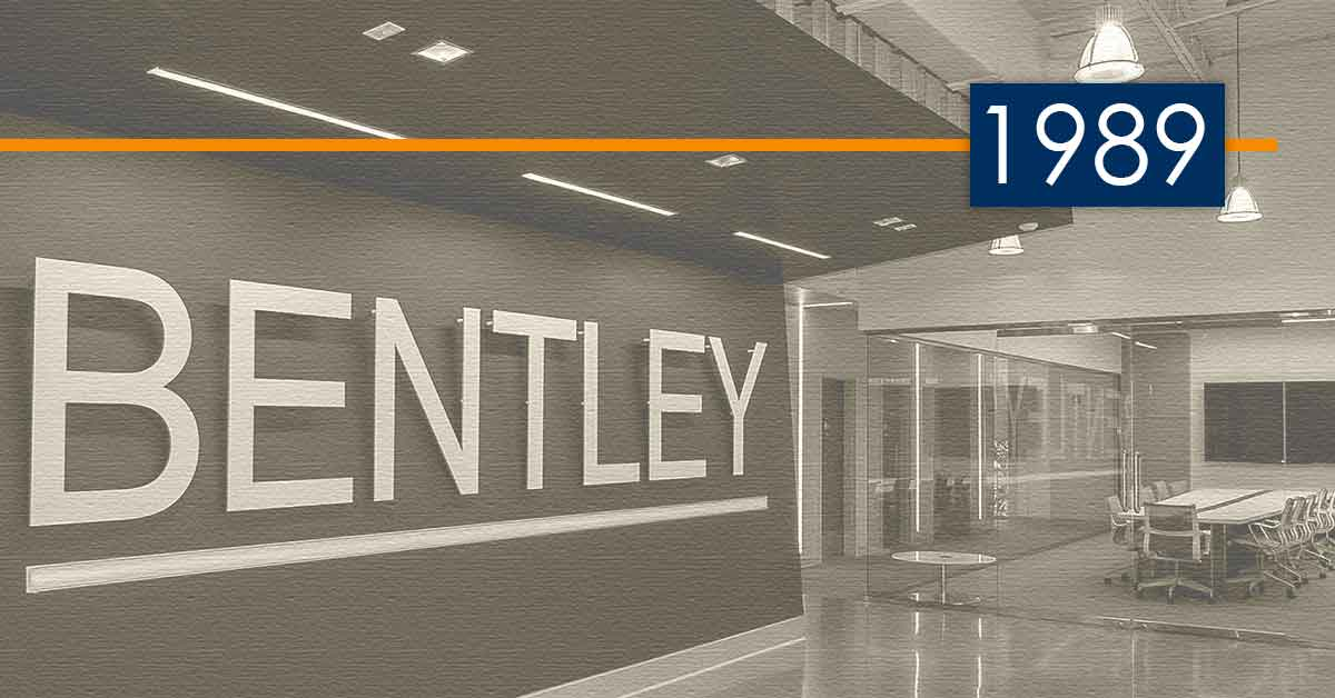 Bentley History and Development: 1989 – Growing with Kmart & More Retail