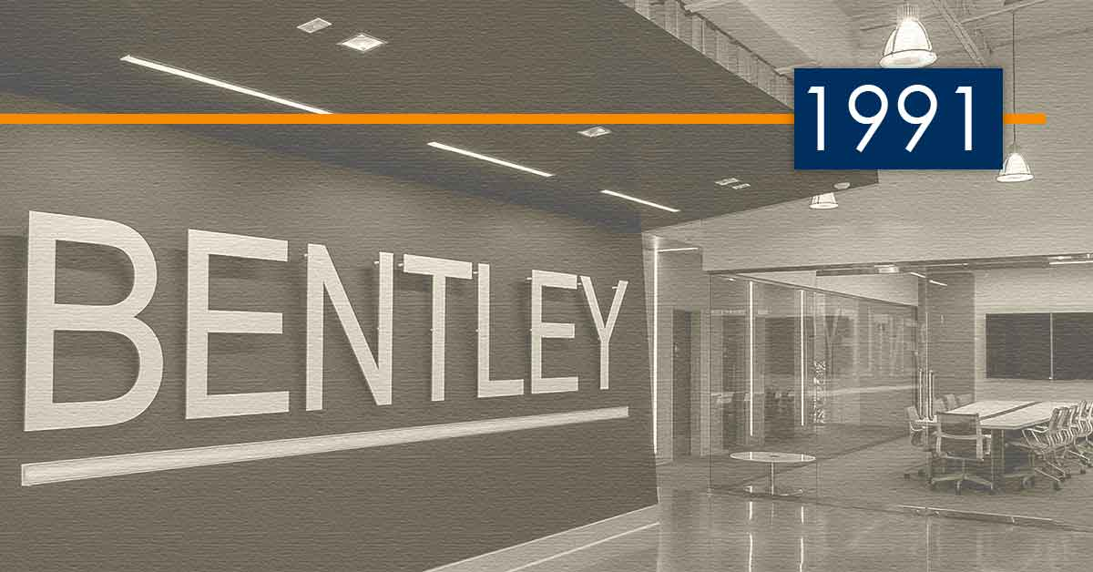 Bentley History and Development: 1991 – A New Name & a New Niche