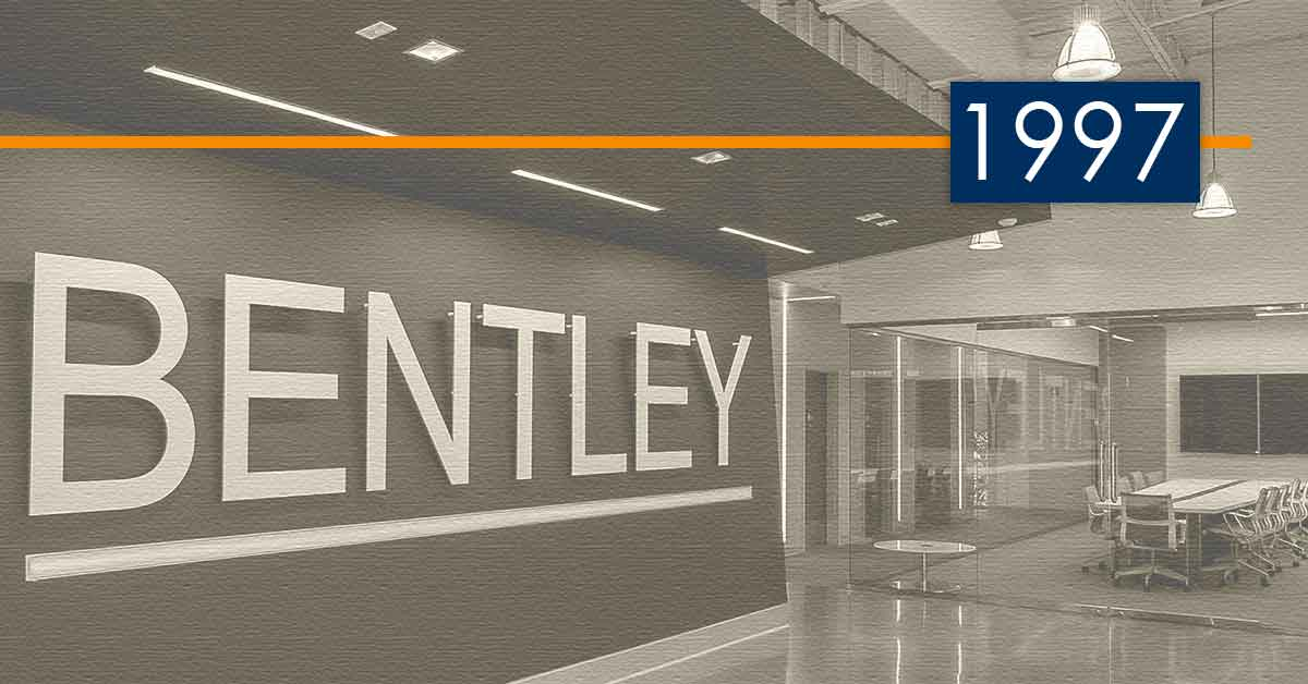 Bentley History and Development: 1997 – Roadways & a Permanent Home