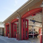 fire station bays
