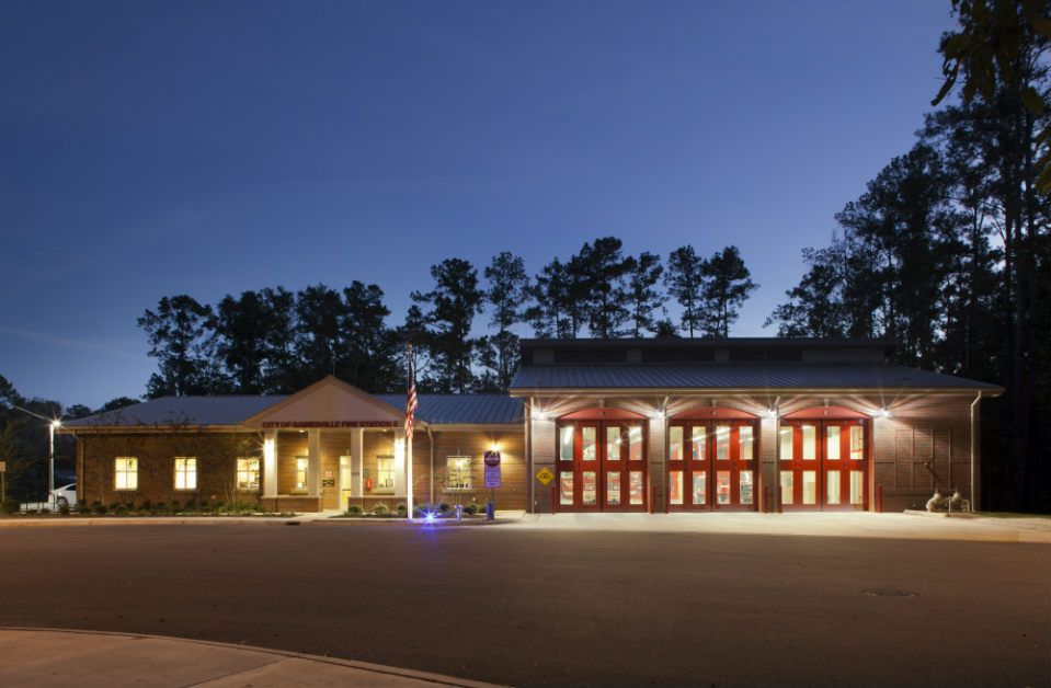 Gainesville Fire Station #8