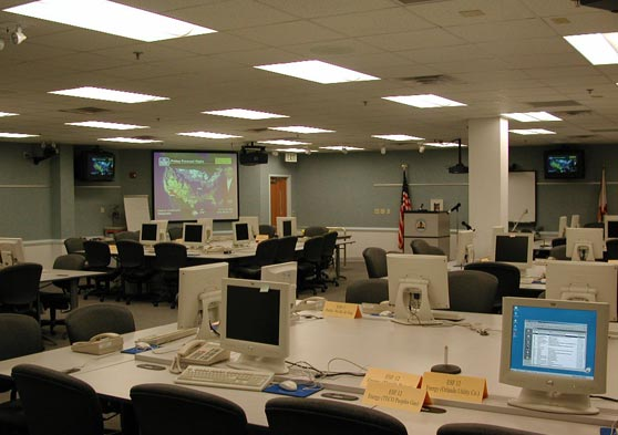 Orange County Emergency Operations Center