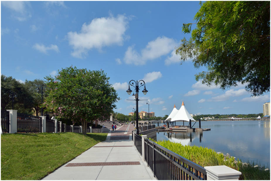 Cranes Roost Park Improvements